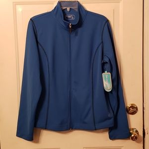 Be Inspired Zip up Jacket size L